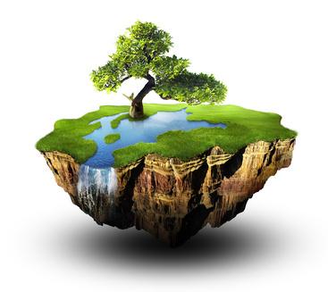 Meio ambiente cecrisa for Mural sobre o meio ambiente